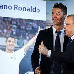 Chủ tịch Real bênh vực Ronaldo trước cáo buộc trốn thuế