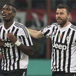 Barzagli: 'Pogba sẽ hối tiếc nếu Juventus vô địch Champions League'