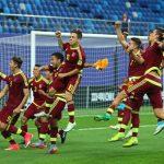 Venezuela loại Nhật Bản, lần đầu vào tứ kết World Cup U20
