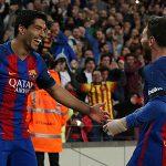 Luis Suarez đang là Vua kiến tạo ở La Liga mùa này