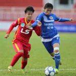 Đương kim vô địch thất thủ trong trận ra quân giải nữ vô địch quốc gia