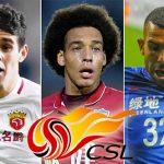 Các CLB Trung Quốc sẽ bị áp thuế 100% khi mua cầu thủ ngoại
