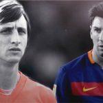 10 cầu thủ gợi lại hình ảnh của Johan Cruyff