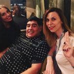 Maradona bị tố quấy rối tình dục nữ phóng viên Nga