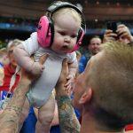 Số trẻ dự sinh ở Iceland tăng đột biến chín tháng sau Euro 2016