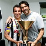 Del Piero: 'Buffon phát điên vì Champions League'