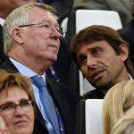 Conte muốn noi gương Ferguson, Wenger