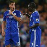 Hazard, Kante, Ibrahimovic đua tranh giải Cầu thủ hay nhất mùa