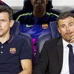 Iniesta, Pique ủng hộ trợ lý của Enrique làm HLV Barca