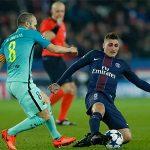 Verratti đòi rời PSG, gia nhập Barca
