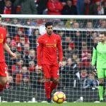Liverpool thua đội ở nhóm cuối bảng ngay tại Anfield