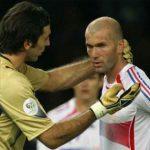 Buffon muốn húc đầu đối thủ như Zidane trong trận cuối cùng
