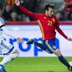 Tây Ban Nha đại thắng, tiếp tục cuộc đua song mã với Italy
