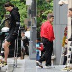 Bác sĩ phẫu thuật ngạc nhiên vì đầu gối của Ibrahimovic