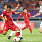 Trung phong của U20 Việt Nam muốn chọc thủng lưới U20 Pháp