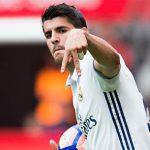 Real từ chối đề nghị 67,6 triệu đôla mua Morata của Man Utd