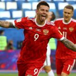 Nga ra quân thắng lợi tại Confederations Cup 2017