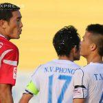 Chí Công bị treo giò ba trận vì giẫm đạp tuyển thủ U20 Việt Nam