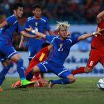 Tuyển Việt Nam lo ngại vì phải chơi trên sân nhân tạo ở Tajikistan