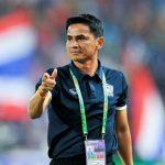 HLV Kiatisuk bất bình chuyện trọng tài ở vòng loại World Cup