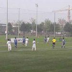 Quảng Ninh đá giải U15 Quốc gia bằng 10 cầu thủ