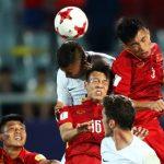 Cầu thủ U20 Việt Nam tranh tài ở giải phong trào Hà Nội