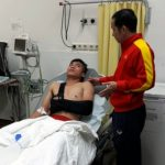 Cầu thủ chấn thương sang Hàn Quốc tiếp lửa cho U20 Việt Nam