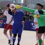 Maradona tái hiện 'bàn tay của Chúa' khi dự U20 FIFA World Cup