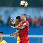 Thanh Hoá bất bại trận thứ chín tại V-League