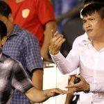 Ban trọng tài: 'Công Vinh cần xem lại đội nhà trước khi trách chúng tôi'