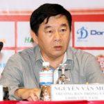 Ông Nguyễn Văn Mùi: 'Tôi vẫn là trưởng Ban trọng tài, không có thay đổi'