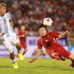U20 Việt Nam thất thủ 1-4 trước U20 Argentina