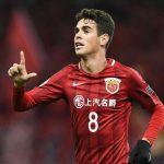 Oscar ghi bàn trong trận ra mắt cùng CLB Trung Quốc