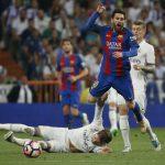 Pique: 'Ramos đáng bị thẻ đỏ, Real đừng đổ lỗi cho trọng tài'