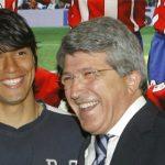 Chủ tịch Atletico: 'Aguero cư xử như thằng ngốc khi ra đi'