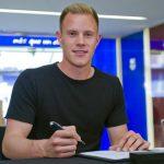 Ter Stegen ở Barca thêm 5 năm, nâng tiền phá vỡ hợp đồng lên 200 triệu đôla