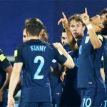 Anh đối đầu Italy ở bán kết U20 World Cup