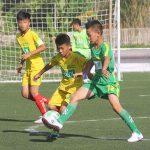 16 đội giành vé dự VCK giải bóng đá Nhi đồng toàn quốc