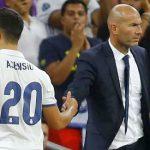 Sao trẻ Real Madrid tri ân niềm tin từ Zidane