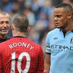 Trọng tài bắt derby từng có mặt ở ba thắng lợi muộn của Man Utd
