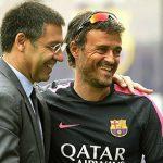 Chủ tịch Barca hứa mang 'siêu huấn luyện viên' về thay Enrique