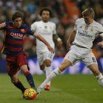 Barca và Real chơi trận El Clasico giao hữu tại Mỹ