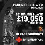 Bellerin ủng hộ gần 25.000 đôla cho nạn nhân vụ cháy tòa nhà Grenfell