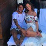 Neymar lần thứ hai chia tay bạn gái diễn viên
