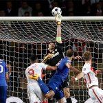 HLV Monaco kinh ngạc vì tài năng của Buffon