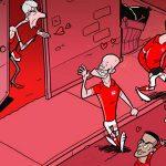 Arsenal bị diễu cợt sau thảm bại ở Munich