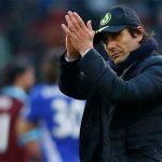 Conte thất vọng vì phải chia điểm với Burnley