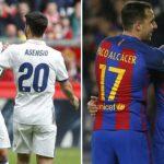Cầu thủ dự bị là sự khác biệt lớn nhất giữa Real và Barca