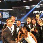 Real áp đảo trong đội hình tiêu biểu FIFA FIFPro 2016