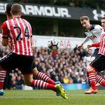 Tottenham thắng nhẹ, nối dài mạch bất bại trên sân nhà